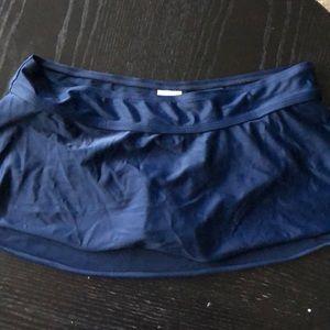 Merona skirt bikini bottoms